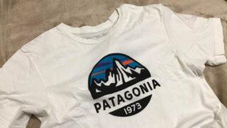パタゴニアのTシャツを洗う5つの手順【洗濯機で洗えるよ】